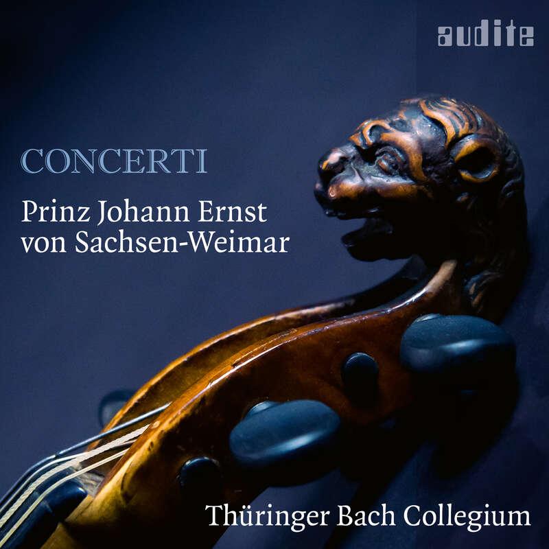 Cover: Johann Ernst IV. von Sachsen-Weimar: Concerti