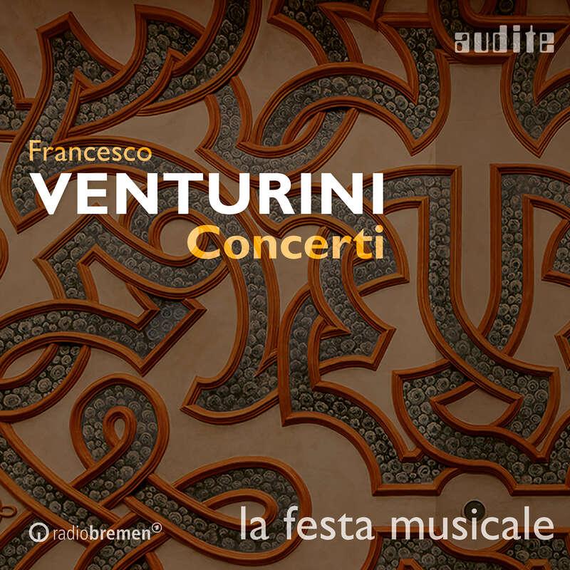 Cover: Francesco Venturini: Concerti