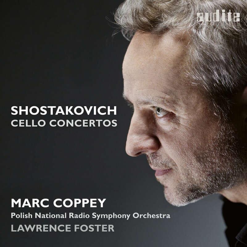 Cover: Dmitri Shostakovich: Cello Concertos Nos. 1 & 2