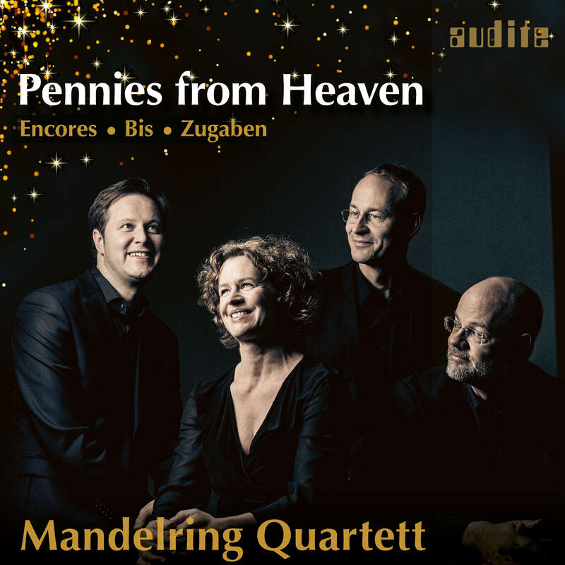 Cover: Pennies from Heaven