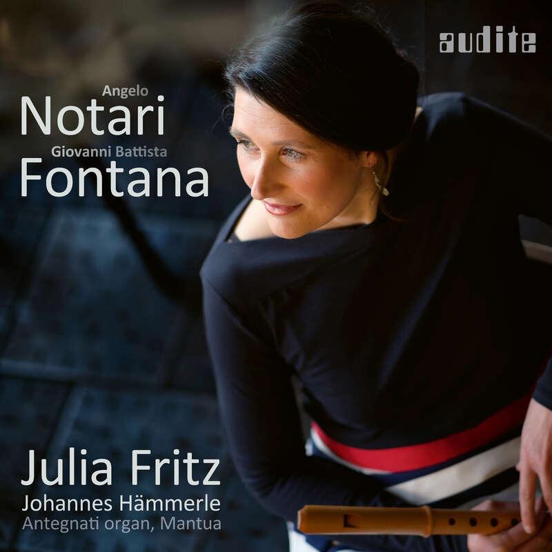 Cover: Notari & Fontana - Early baroque music from the Basilica Palatina Mantova