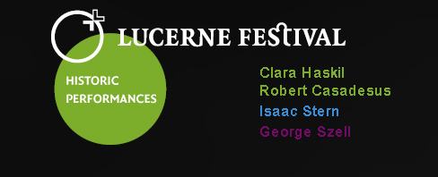 LUCERNE FESTIVAL Historic Performances